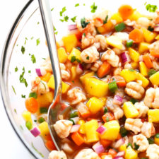 Easy Shrimp Ceviche Recipe