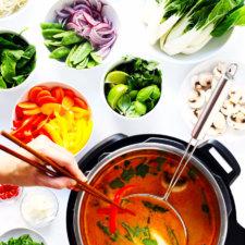 Thai Curry Hot Pot Recipe