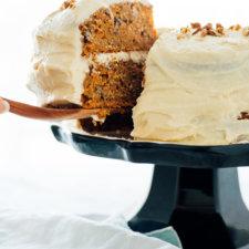 Summer Carrot Cake Recipe