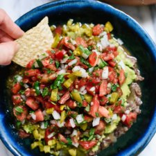 Fresh Seven-Layer Dip Recipe