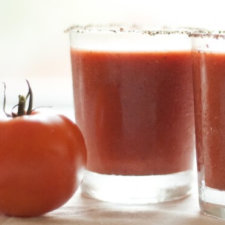 Frozen Bloody Mary Recipe