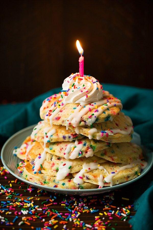 Funfetti Pancakes Recipe