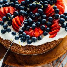 Gluten-Free Almond Cake Recipe