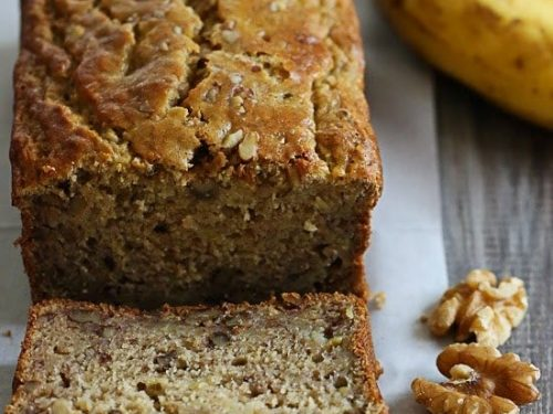 gluten-free banana nut bread (with bob's red mill gf all-purpose flour) recipe