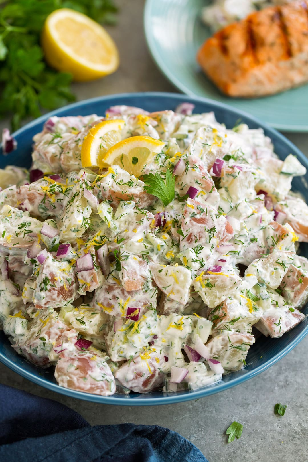 Greek Potato Salad Recipe