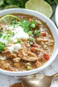 Easy Green Chili Recipe