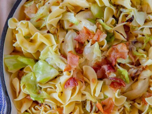 haluski noodles recipe