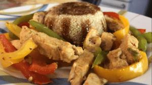 Healthy Chicken Fajitas Recipe