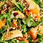 roasted butternut squash and apple salad recipe