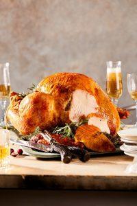 Herb and Salt-Rubbed Dry Brine Turkey Recipe