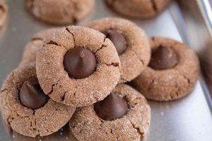 Hershey's Kisses Cookies Recipe