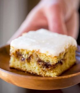 Honey Bun Cake Recipe
