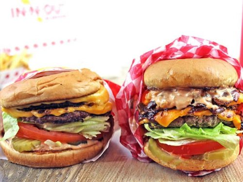 in-n-out double double - animal style (copycat) recipe