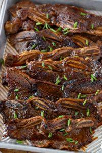 Korean Kalbi BBQ Short Ribs Recipe