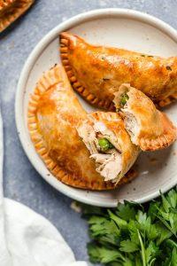 Leftover Turkey Pot Pie Empanadas Recipe
