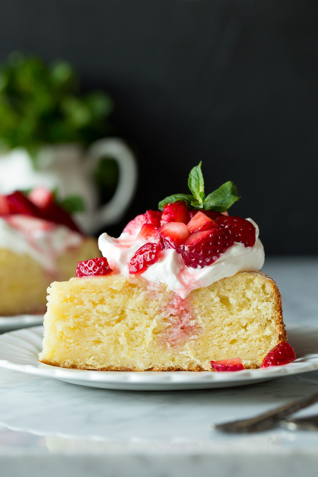 Lemon Ricotta Cake Recipe