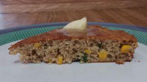 Low-Fat Almond Cornbread Recipe