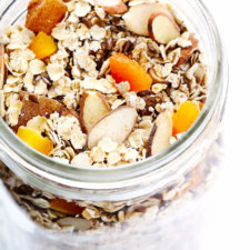 Make-Your-Own Instant Oatmeal Mix Recipe