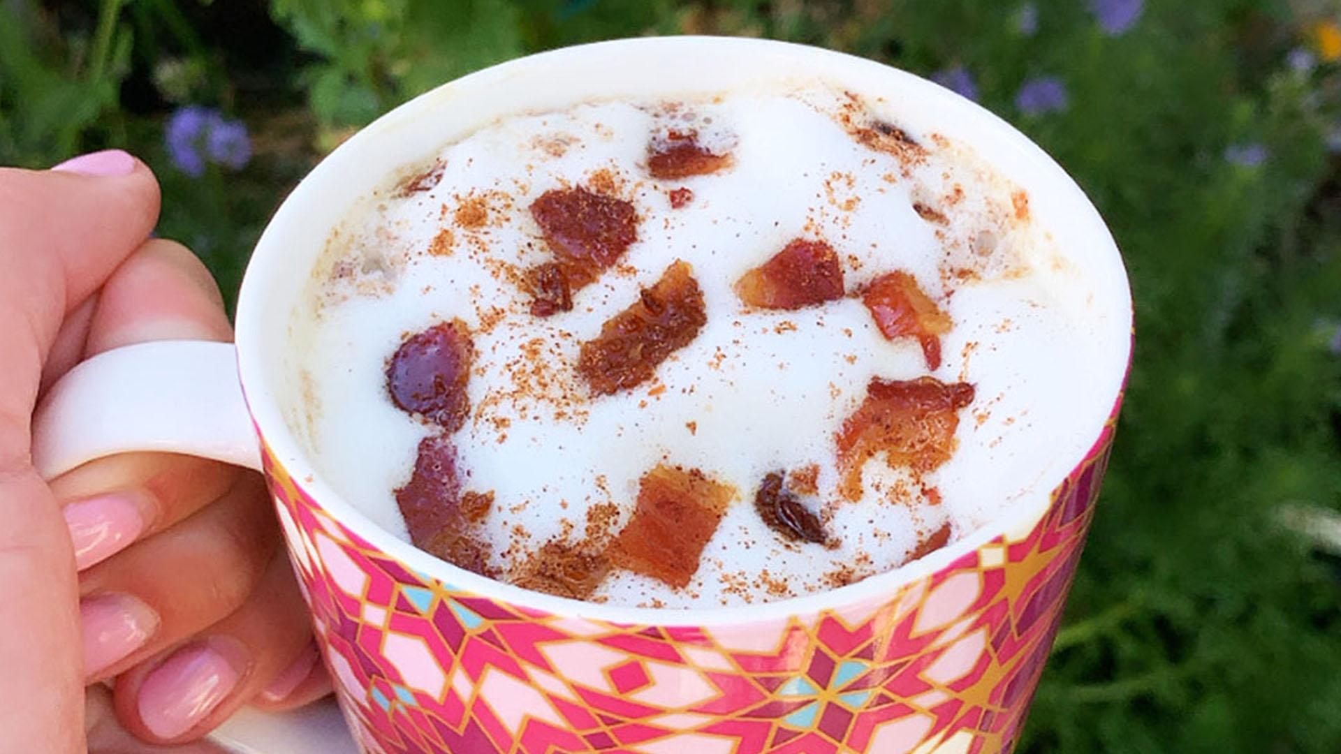 Maple Bacon Latte Recipe