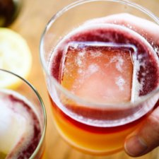 Maple New York Sour Recipe