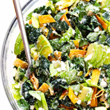 Mexican Caesar Salad Recipe