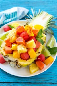 Mexican Fruit Salad Recipe