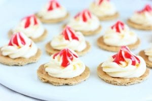 Mini Cheesecake Bites Recipe