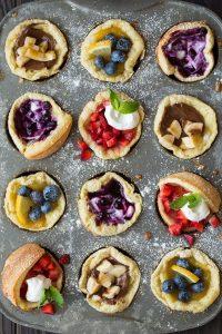 Mini German Pancakes Recipe