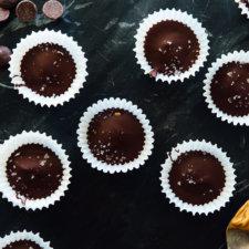 Mini Peanut Butter Cups Recipe