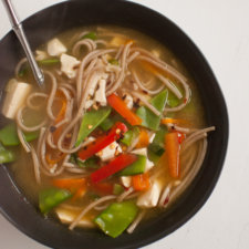 Miso Noodle Soup Recipe