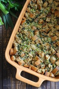 Low Calorie Stuffing Recipe