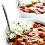 my all-time favorite gumbo recipe