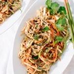 no noodle pad thai recipe