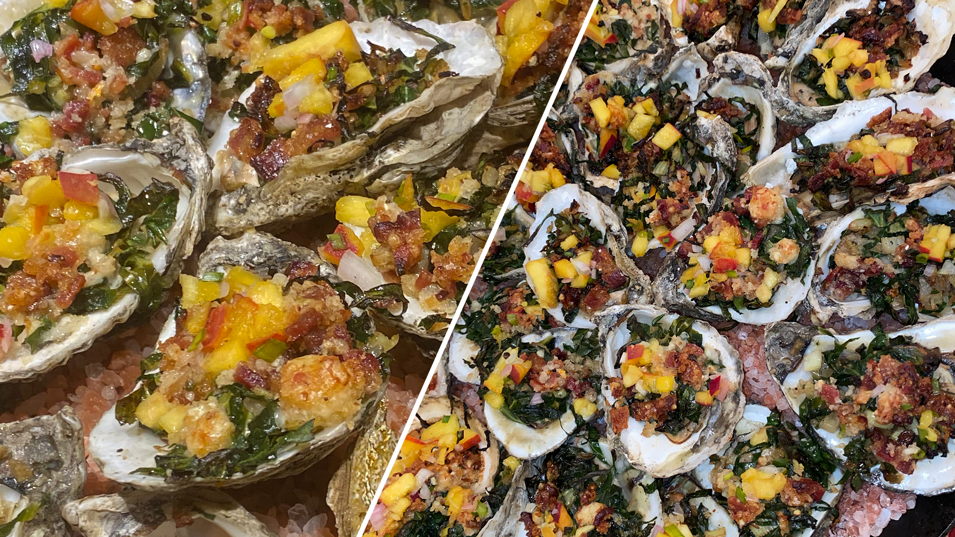 Spicy Baked Oysters Recipe