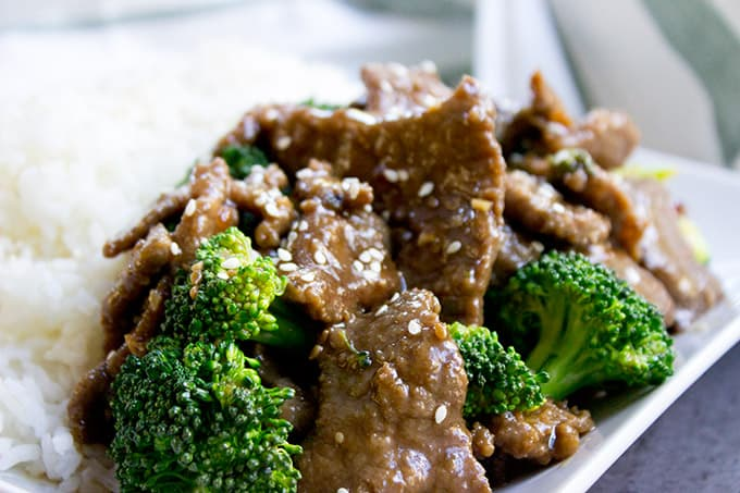 Copycat Panda Express Beef and Broccoli Recipe