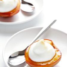 Peaches and Meringue Recipe
