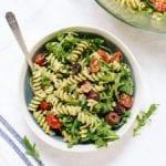 pesto pasta salad recipe