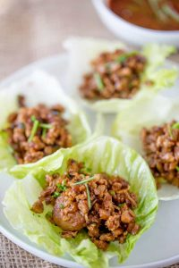 P.F. Chang's Chicken Lettuce Wraps Recipe