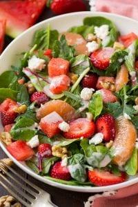 Pink Detox Salad Recipe