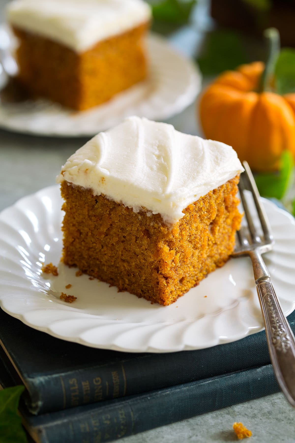 Simple Pumpkin Cake Recipe