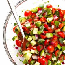Quick Israeli Salad Recipe