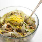 ribboned asparagus and quinoa salad recipe