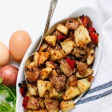 Roasted Breakfast Potatoes Recipe