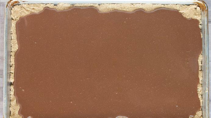 Salted Oatmeal Crunch Chocolate Bar Recipe