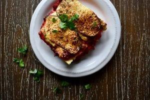 Sausage Eggplant Lasagna Recipe