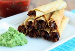 Shredded Beef Taquitos Recipe