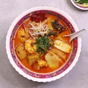 Singapore Laksa Recipe