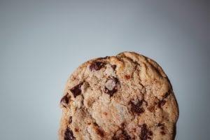 Single Serve Jumbo Low Carb Chocolate Chip Cookie Recipe
