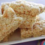 skinny rice krispies treats recipe