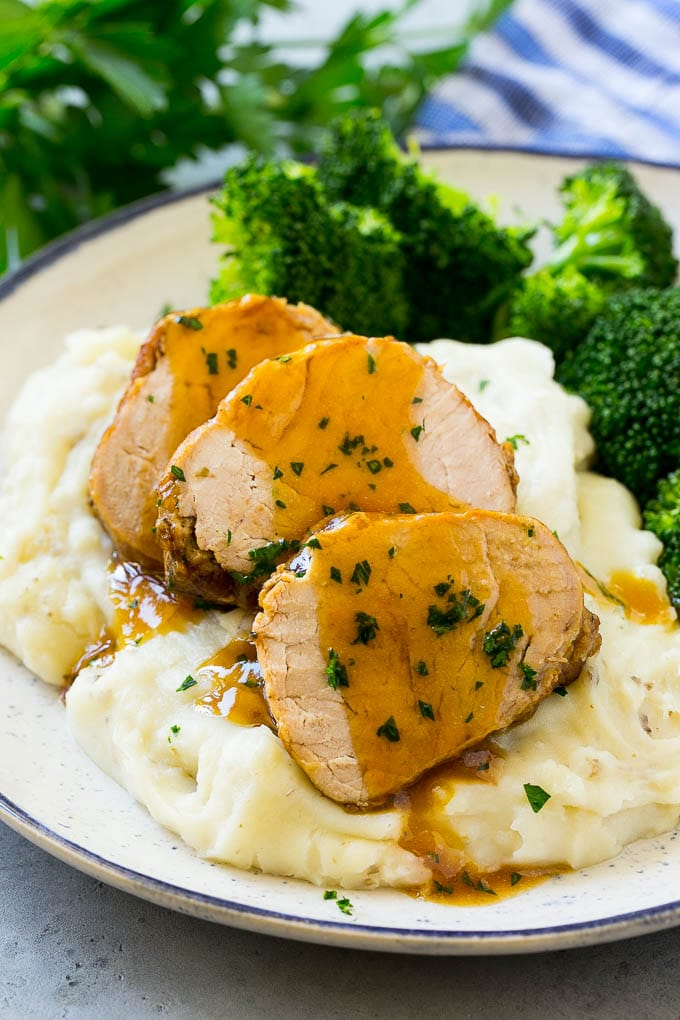Slow Cooker Pork Tenderloin Recipe
